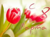 Праздник 8 марта!