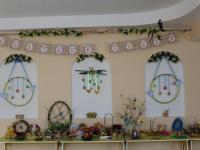 Выставка совместных работ детей и родителей «Пасхальный перезвон»