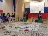 В детском саду прошли спортивные праздники, посвященные 23 февраля