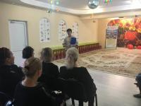 В детском саду состоялось общее родительское собрание